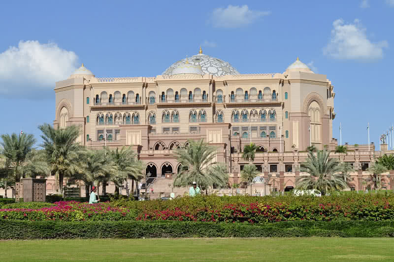 emirates palace, Abudhabi
