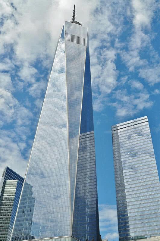 One world trade center, Manhattan