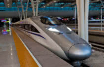 fastest trains in the world
