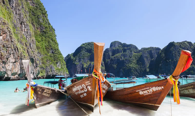 most beautiful Islands of thailand