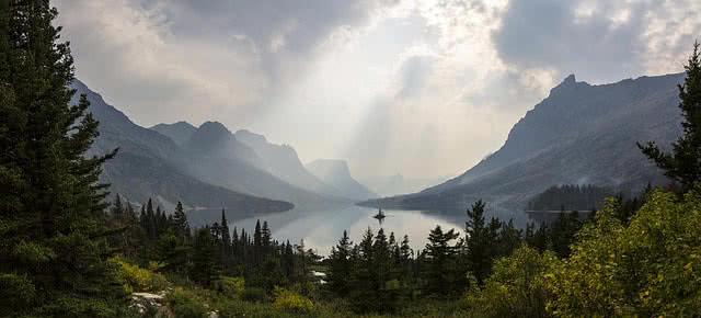 glacier narional park