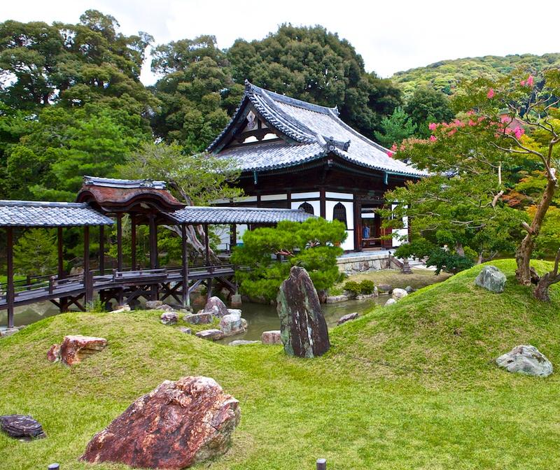 kodai-ji temple, japan