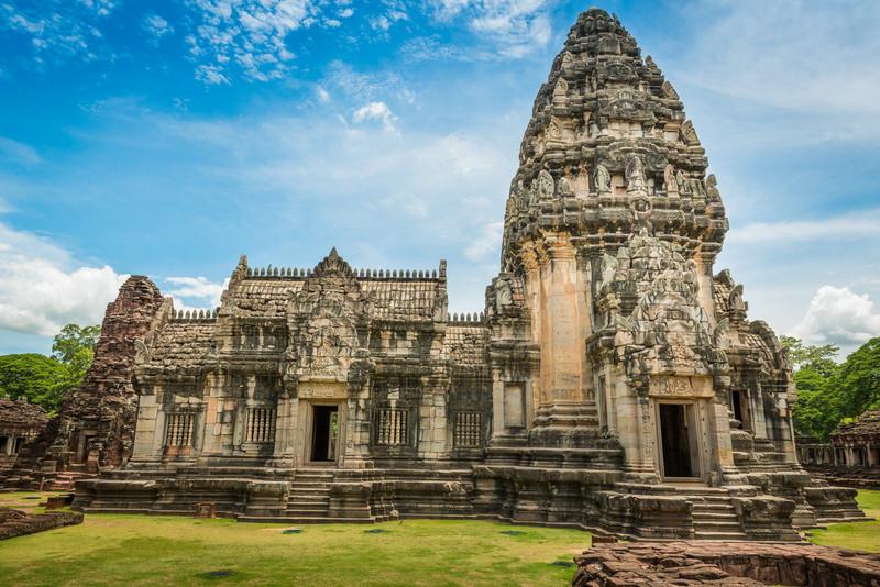 prasat hin phimai, thailand