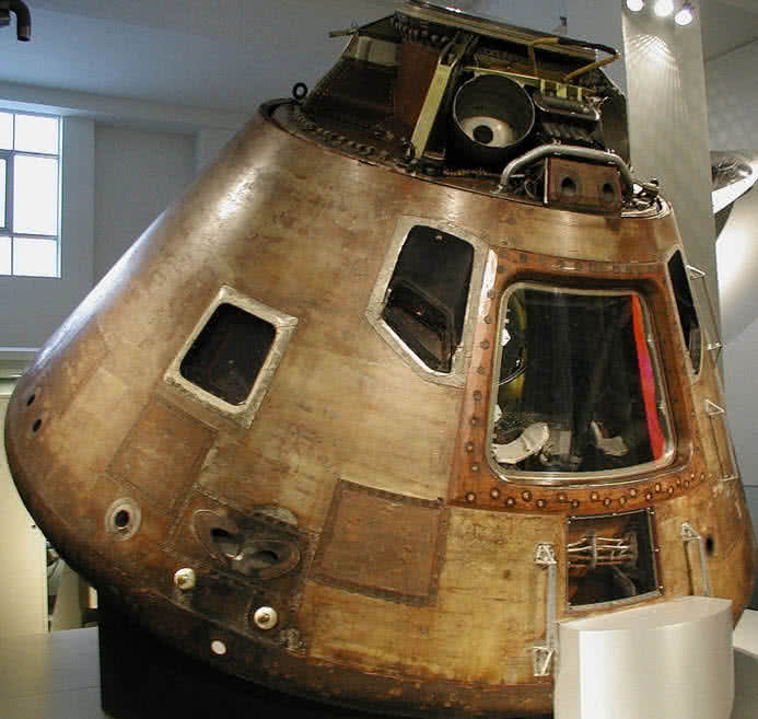 NASA Apollo 10 capsule
