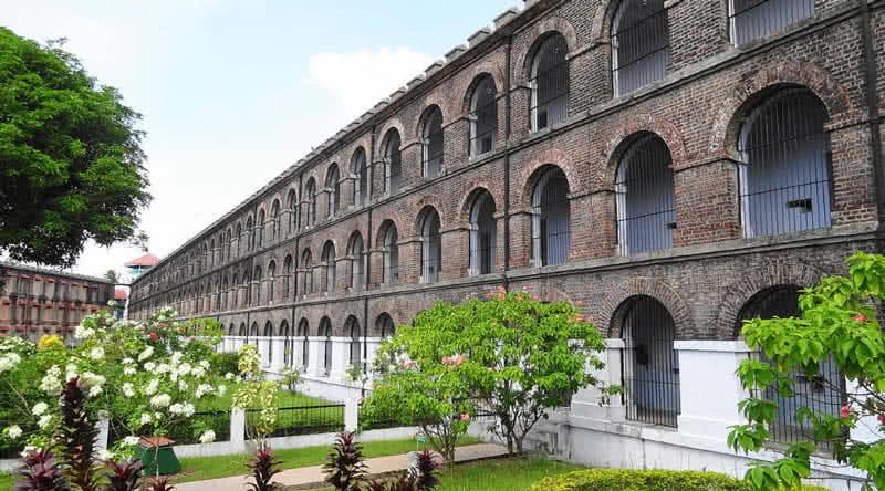 celular jail, Andaman