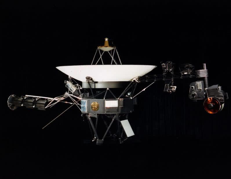 NASA Voyager 1