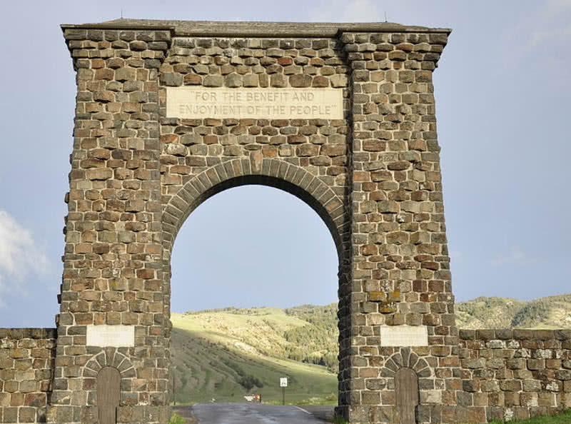 Rossevelt Arch