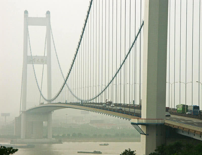 Top 8 Longest Suspension Bridges In The World - The Mysterious World