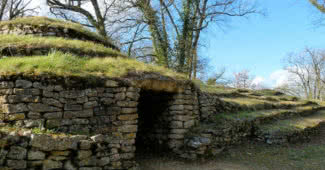 oldest extant freestanding buildings