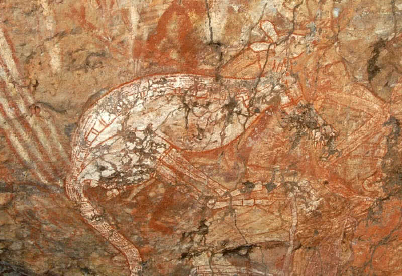 Kakadu rock art