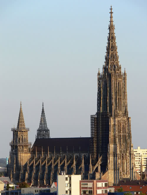 Ulm Minster Church, Germany
