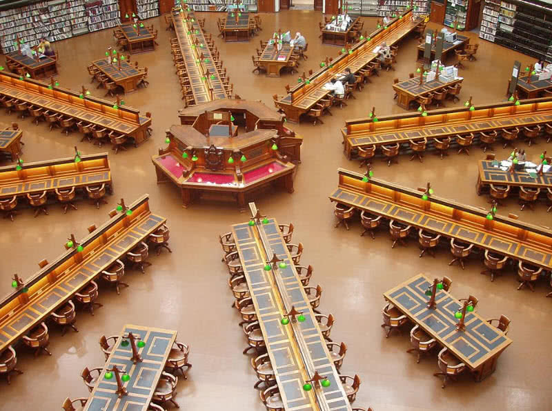 magnificent libraries