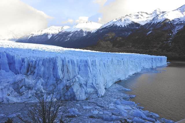 perito morino glacier