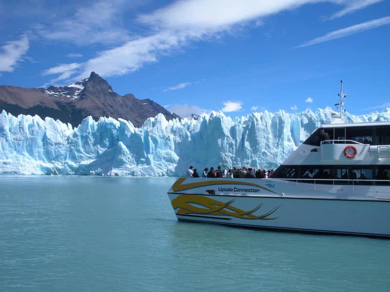 perito morino glacier, argentina