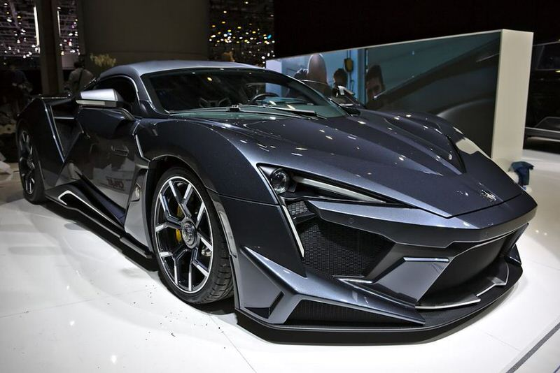 Fastest Car In The World >> Top 10 Fastest Cars In The World 2019 The Mysterious World