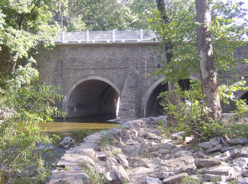 Pennypack Creek Bridge