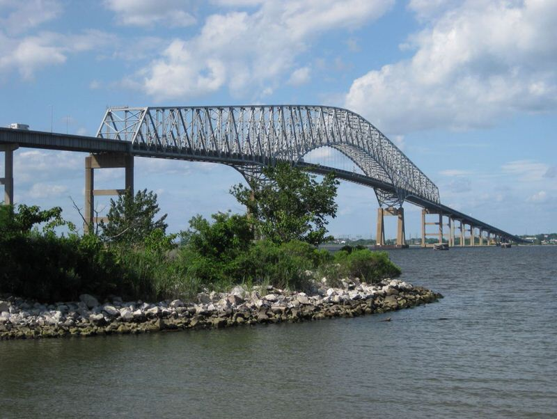 The Francis Scott Key Bridge